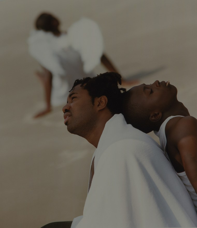 Sampha Returned To Sierra Leone To Create His New Zine, <i>Shy Light</i>