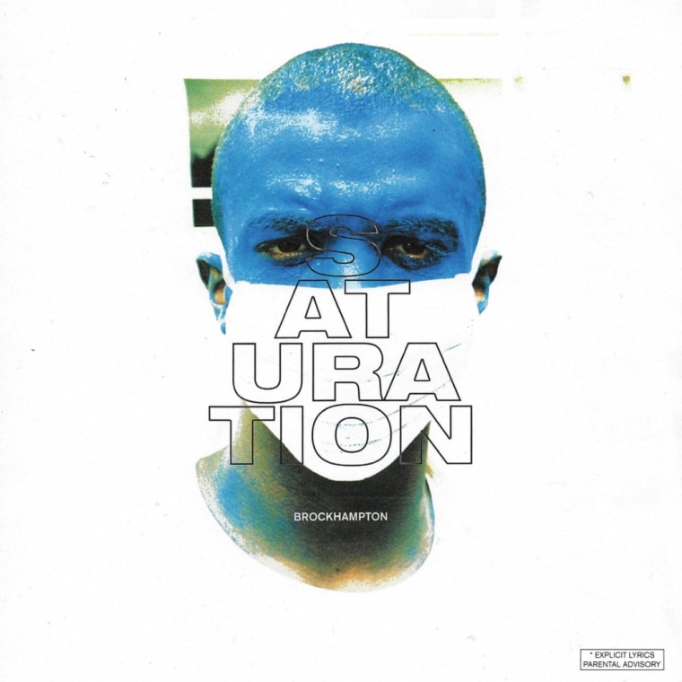 Brockhampton Shares Debut Album <I>Saturation</i>