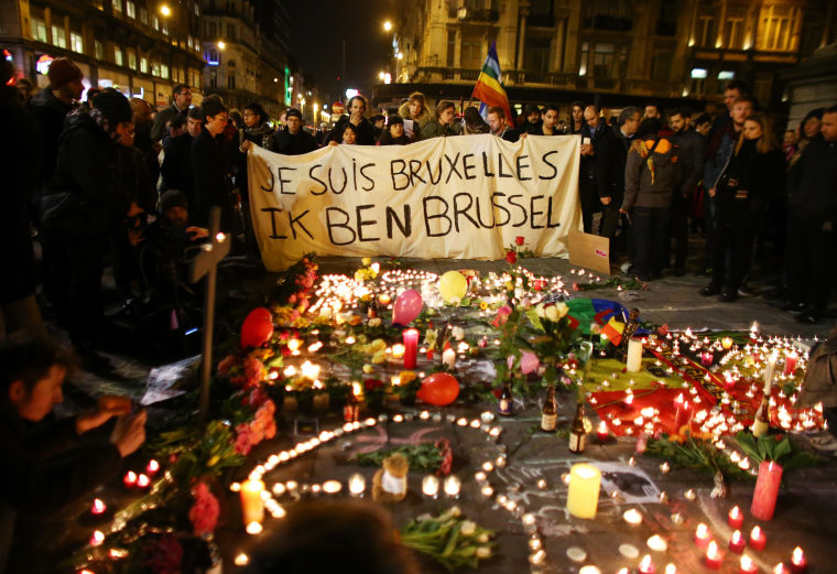 Miley Cyrus, Pharrell, Major Lazer, And More React To Terrorist Attacks In Brussels