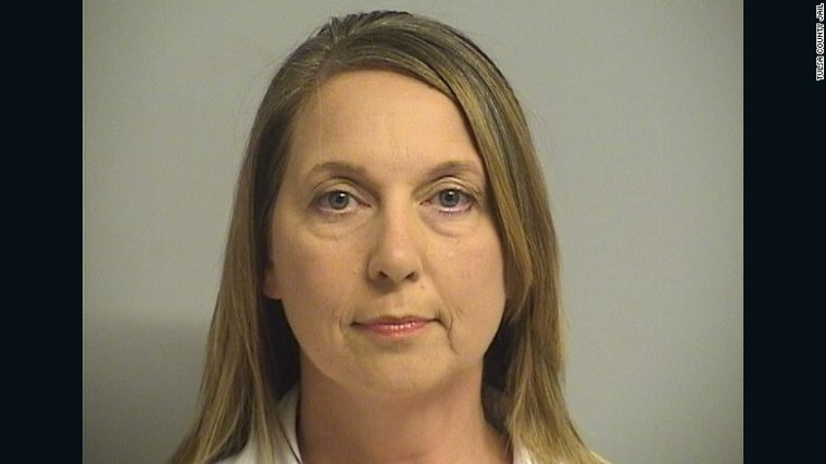 Officer Betty Shelby Who Shot Terence Crutcher Has Been Booked And Released