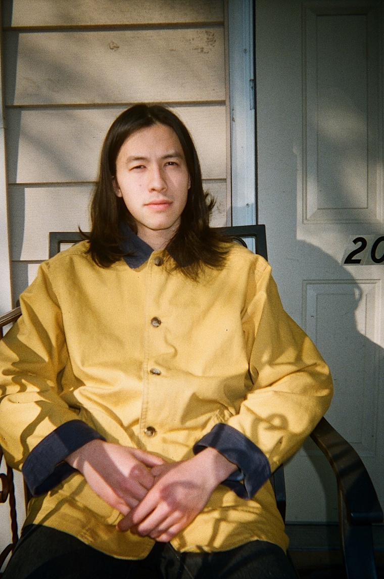 "Sen Morimoto is his very own backup band on ""People Watching"""