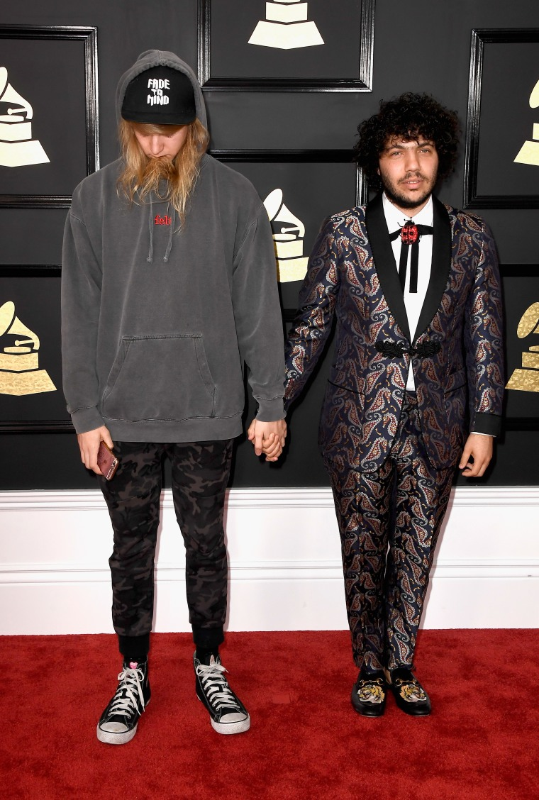 Here Are All The Looks You Need To See From The 2017 Grammys Red Carpet