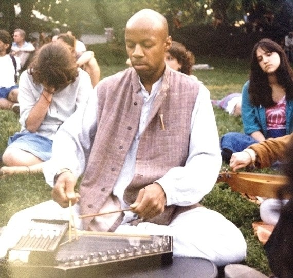 Drift Off Into Space With New Age Legend Laraaji's <i>Om Namah Shivaya</i>