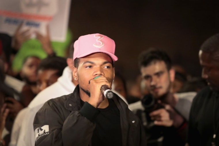 Chance The Rapper developing musical movie <I>Hope</i>