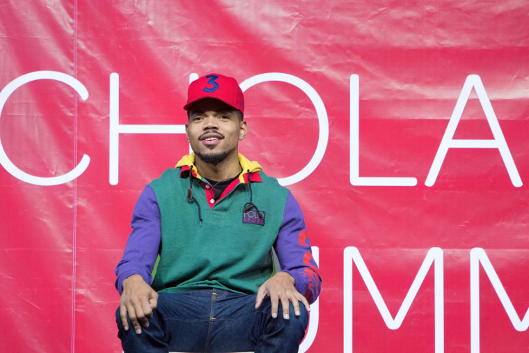 Chance The Rapper to address students at Dillard University