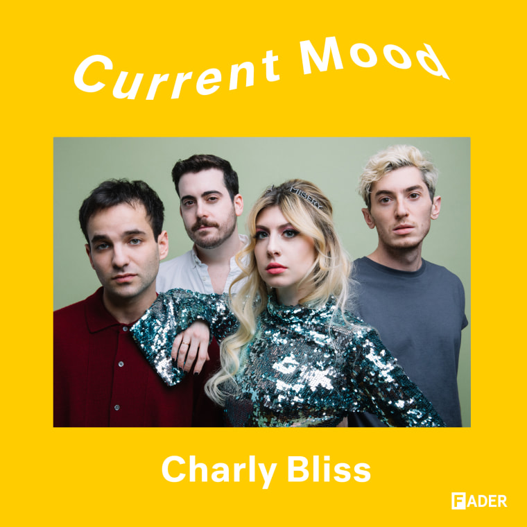 CURRENT MOOD: Psych yourself up to Charly Bliss' <i>So Stoked</i> playlist