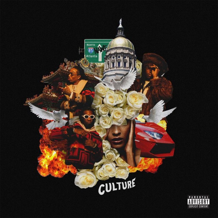 Listen To Migos' <i>C U L T U R E</i> Album Now