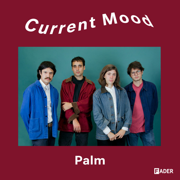 CURRENT MOOD: Listen to Palm's abstract, eclectic, spring playlist