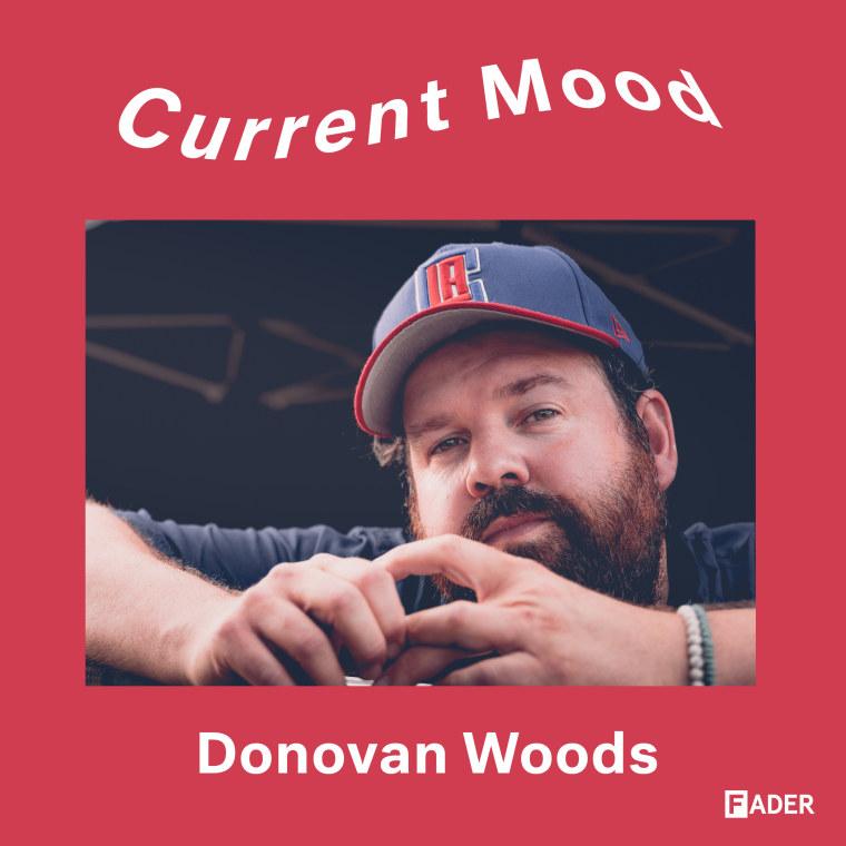 CURRENT MOOD: Donovan Woods shares his favorite summer hip-hop