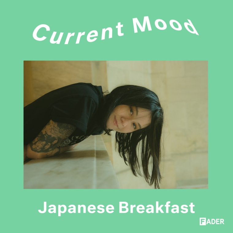 CURRENT MOOD: Unwind with Japanese Breakfast's <i>Strep Throat</i> playlist