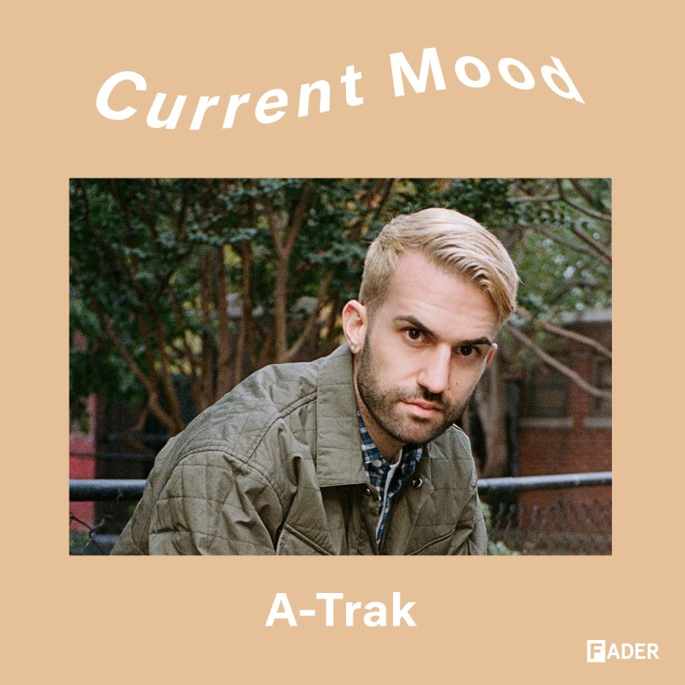 CURRENT MOOD: Hear A-Trak's songs that embody the spirit of Goldie Awards
