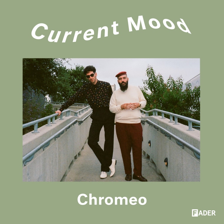 CURRENT MOOD: Chromeo's euphoric <i>Zdardust</i> mix pays tribute to a legend