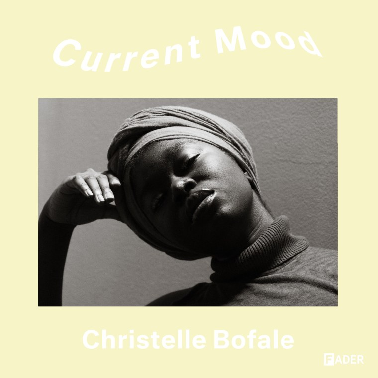 CURRENT MOOD: Christelle Bofale's songs about feeling okay