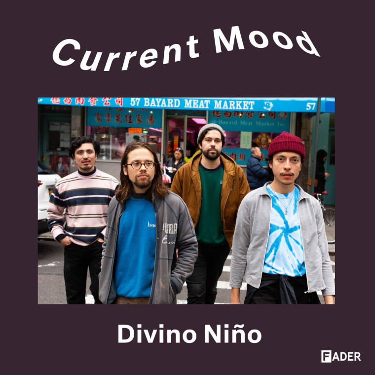 CURRENT MOOD: Relax with Divino Niño's <i>Here 4 The Hang</i> playlist