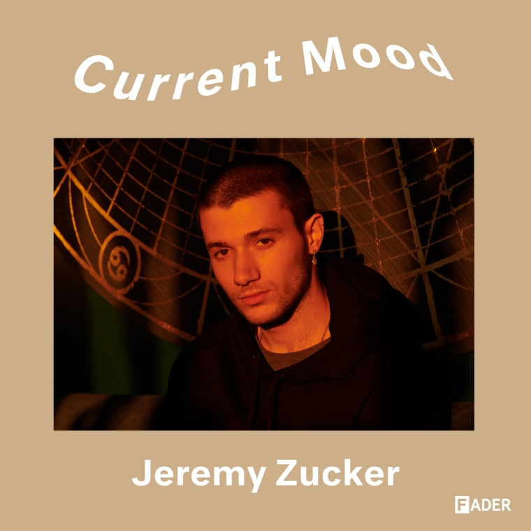 CURRENT MOOD: Let Jeremy Zucker introduce you to his favorite classics (and future classics)