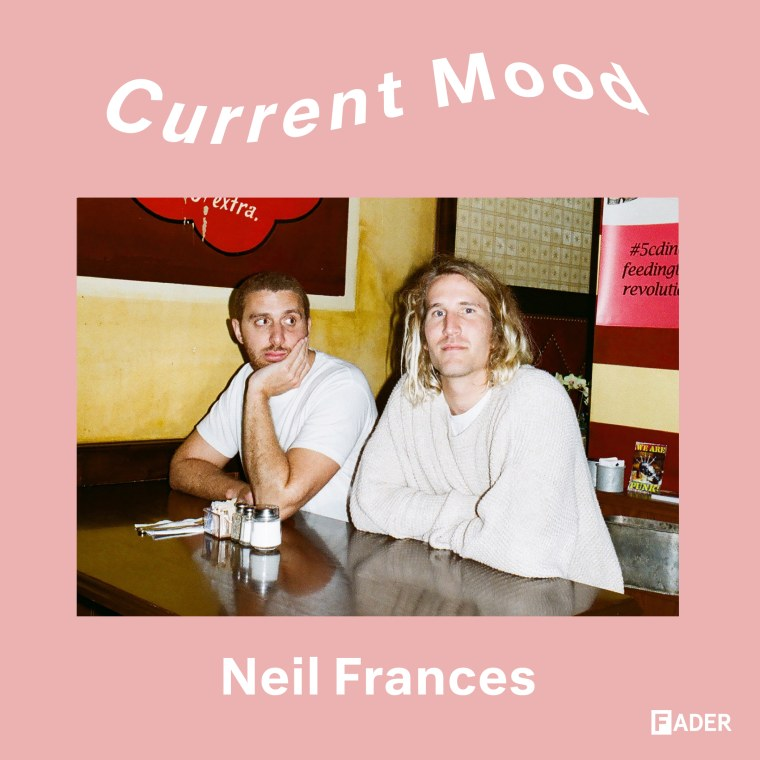 CURRENT MOOD: Neil Frances' <i>End Of Summer</i> is perfect for every season