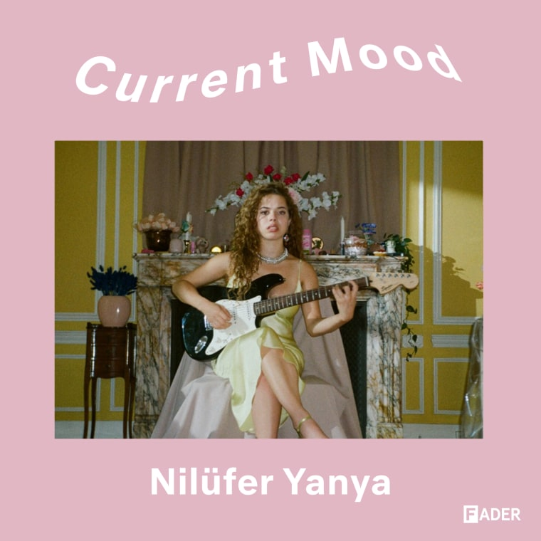 CURRENT MOOD: Nilüfer Yanya's recent musical obsessions