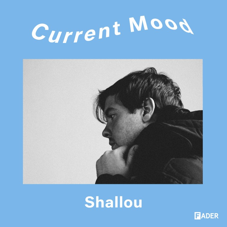 CURRENT MOOD: Sweat out the summer with Shallou's <i>Songs To Melt To</i> mix