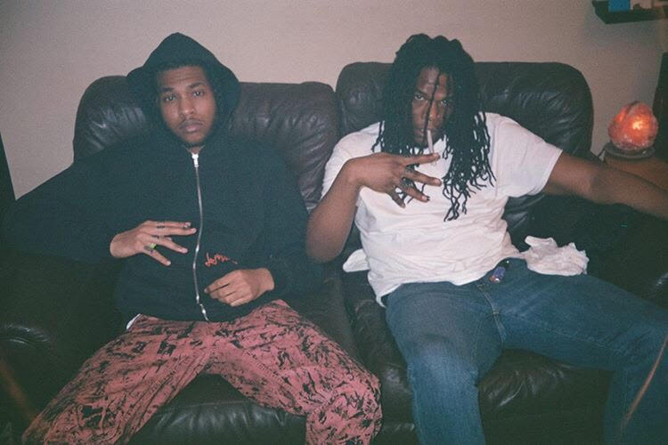 Cyrax and $ilkmoney deliver found footage in their newest video
