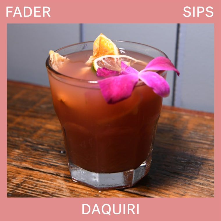 Treat yourself to a simple, delicious Daiquiri