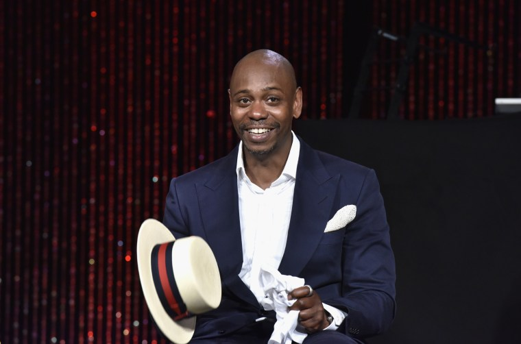 "Watch Dave Chappelle's Emotional Rendition Of Radiohead's ""Creep"" At <i>SNL</i> Afterparty"