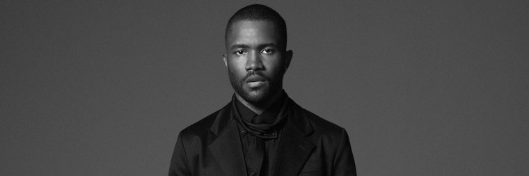 Frank Ocean is the face of Prada's SS20 menswear campaign