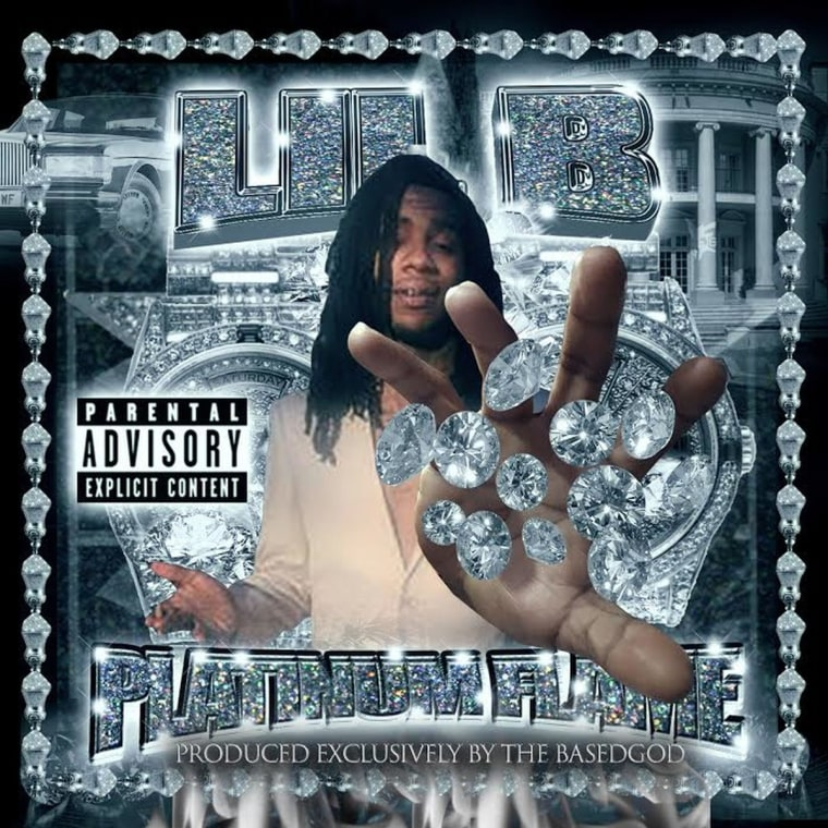 Lil B shares the self-produced <i>Platinum Flame</i>