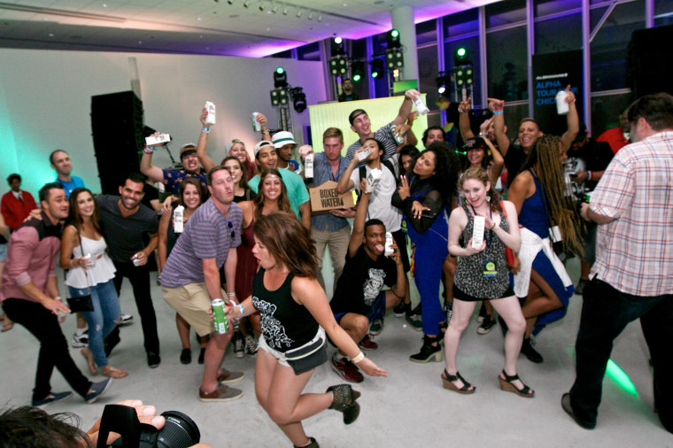 Our #DellLounge Lolla After-Party Featuring A-Trak Was Truly Lit