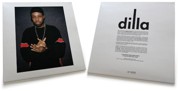 "Kanye West's Version Of J Dilla's ""The Anthem"" To Get Vinyl Release"