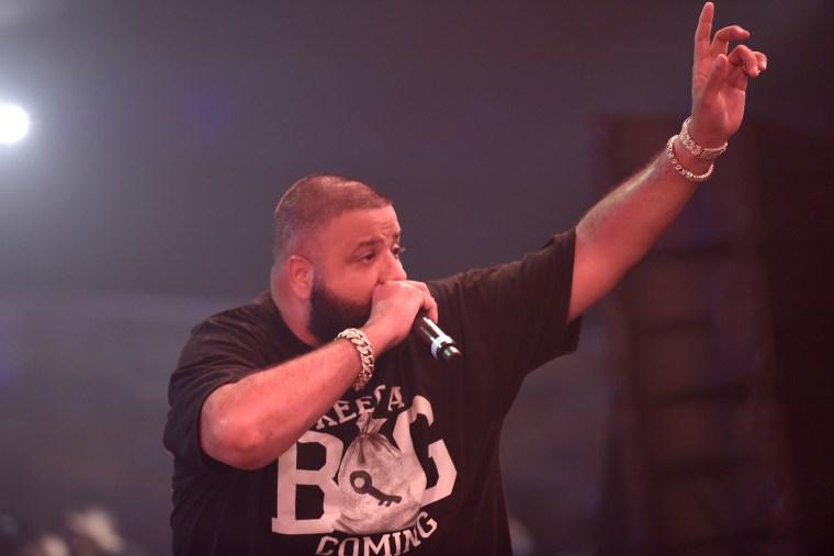DJ Khaled's Earns His First No. 1 Album With <i>Major Key</i>