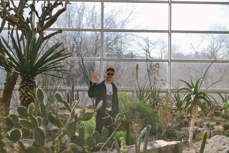 Listen to DJ ST THOMAS's multimodal synthetic sounds on MATRIMONY