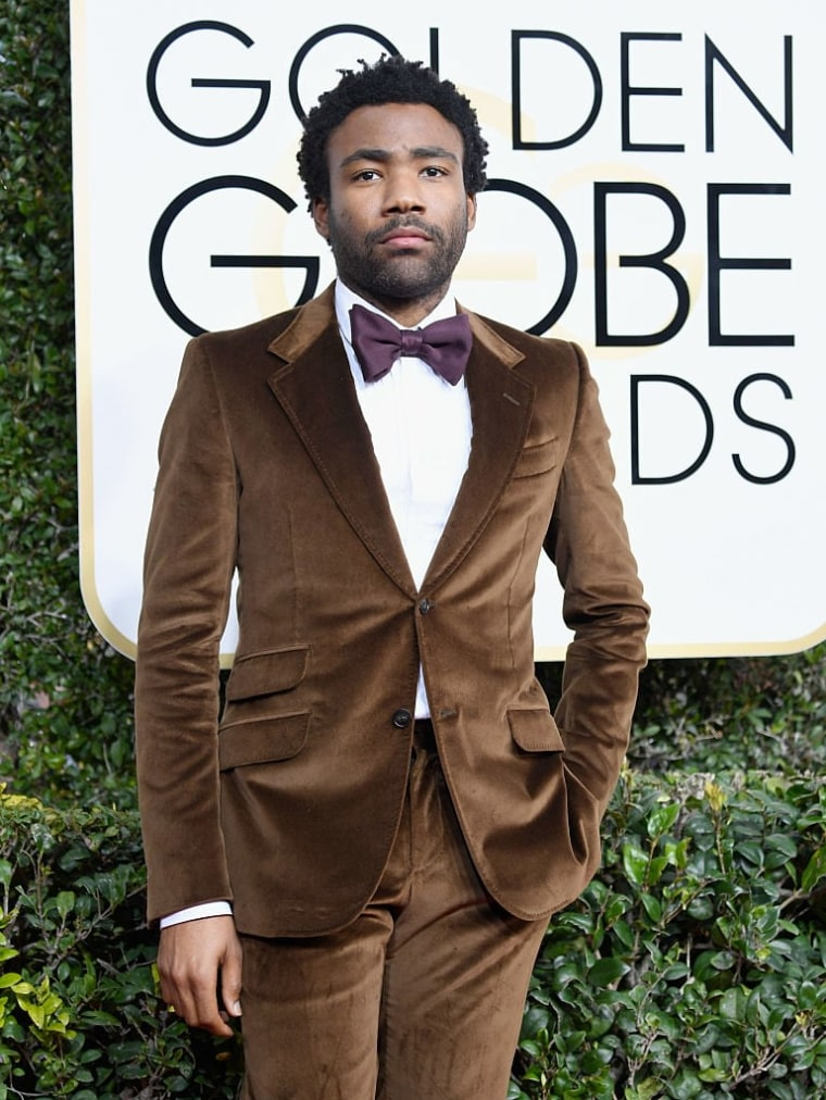 The new <i>Star Wars</i> means Donald Glover has his own action figure now