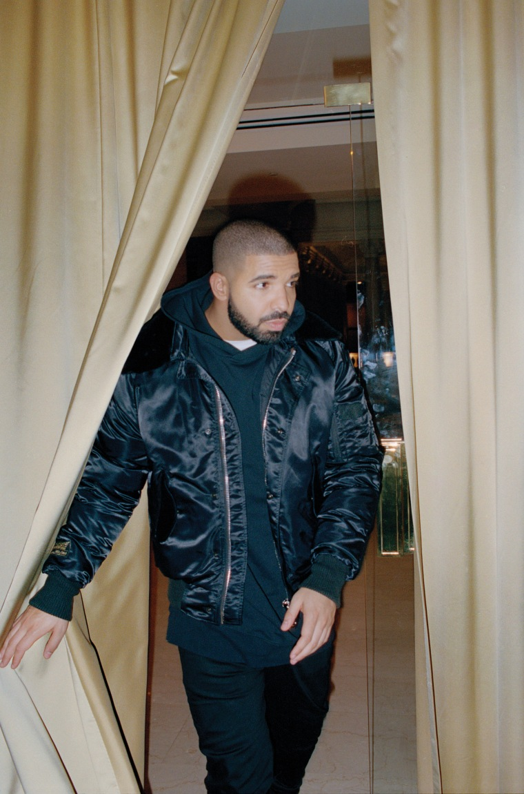 Drake Is British <i>GQ</i>'s Best Dressed Man Of 2016