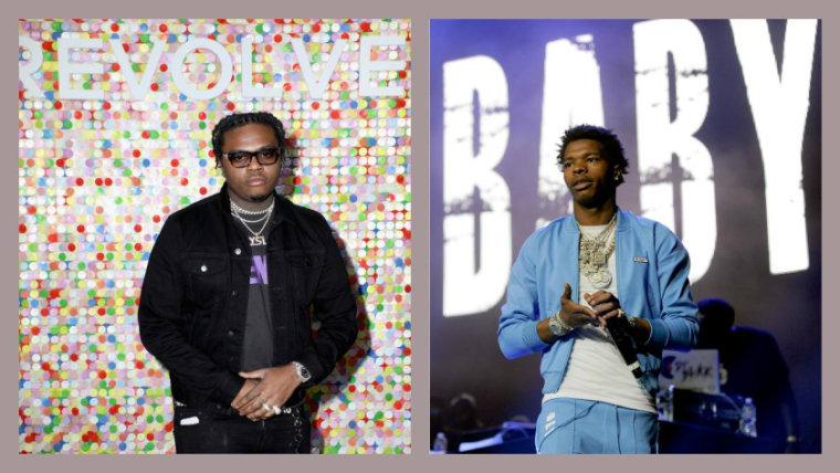 Lil Baby says his mixtape with Gunna is out this week