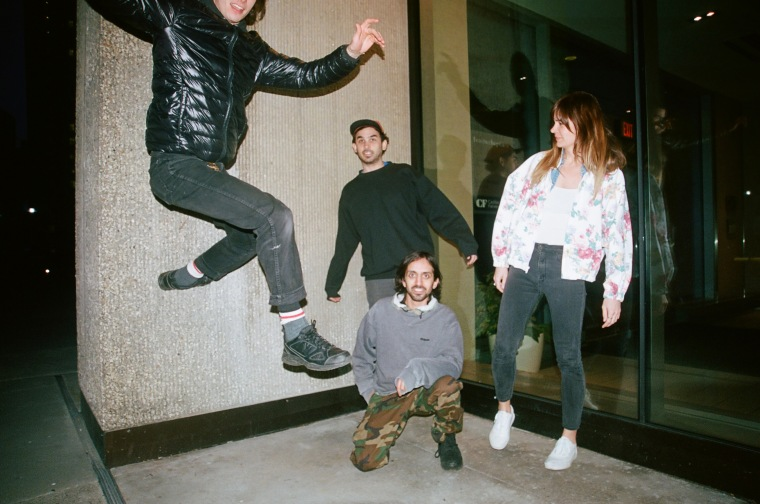 Stream smartass post-punks Dumb's frantic new LP <i>Club Nites</i>