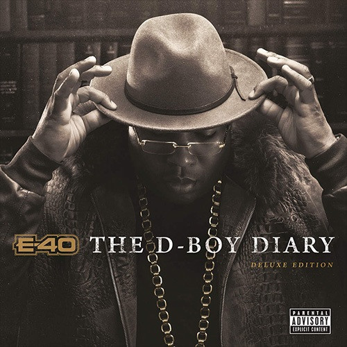 Listen To E-40's Double-Disc Album, <i>The D-Boy Diary</i>