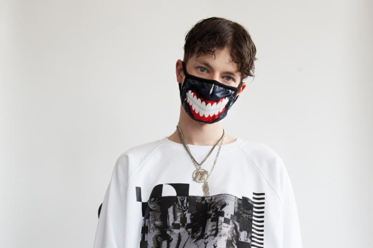 Hear Swedish Sing-Rapper Bladee's Debut Album <i>Eversince</i>