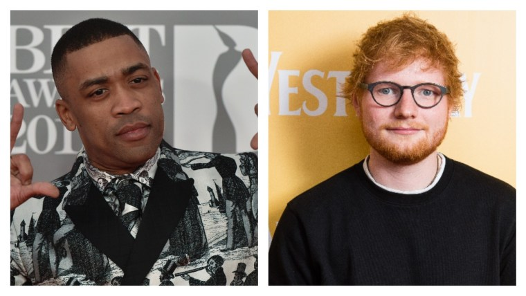 "Ed Sheeran responds to Wiley's ""culture vulture"" criticism"