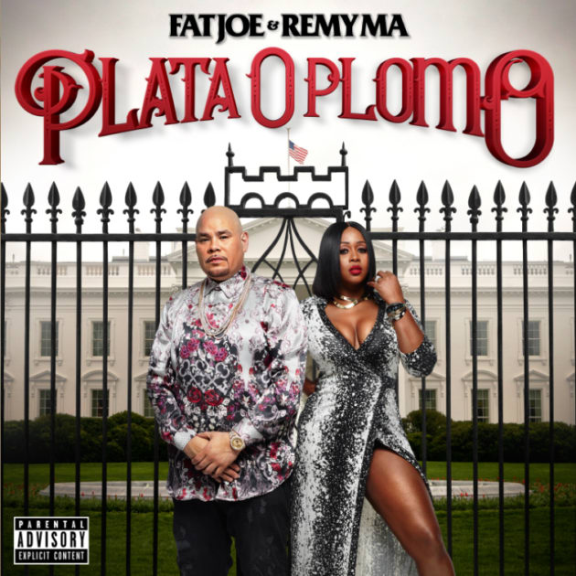 Fat Joe And Remy Ma Announce <i>Plata O Plomo</i> Album