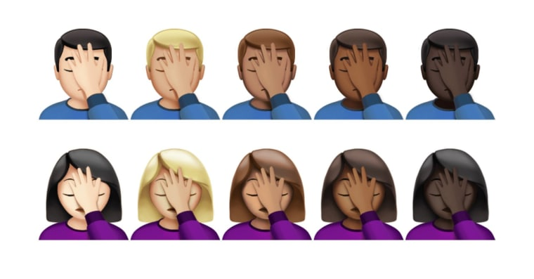 Apple's New Emoji Updates Mean The Peach Isn't A Butt Anymore
