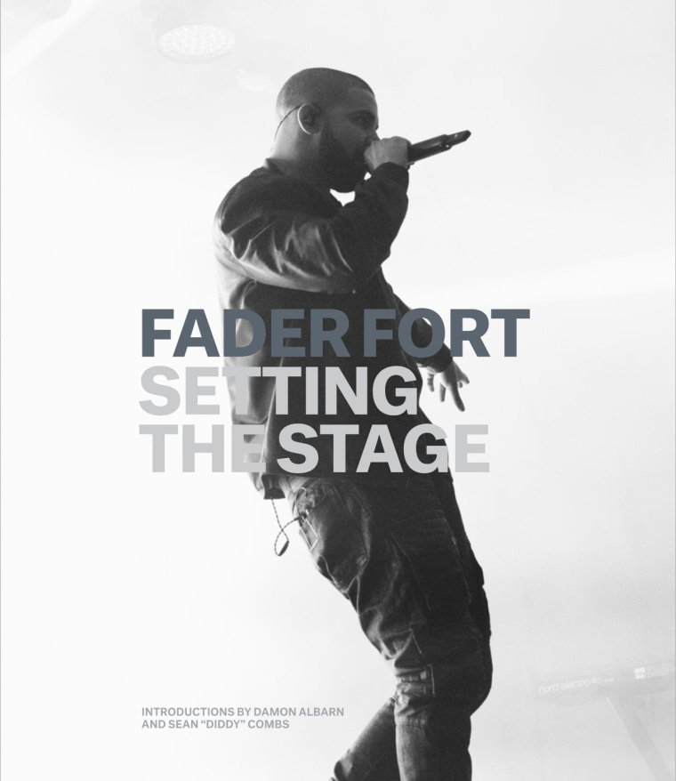 RSVP to celebrate <i>FADER FORT: Setting The Stage</i> at Compound Gallery in The Bronx
