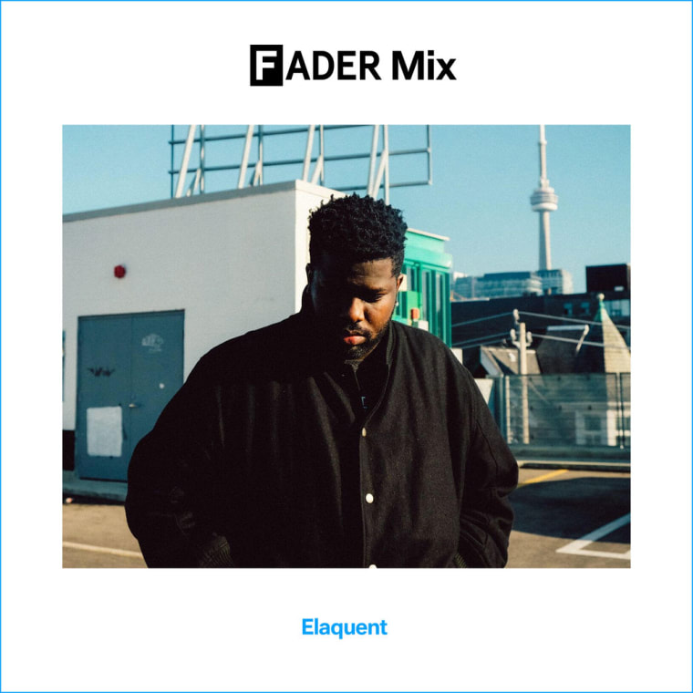 FADER Mix: Elaquent