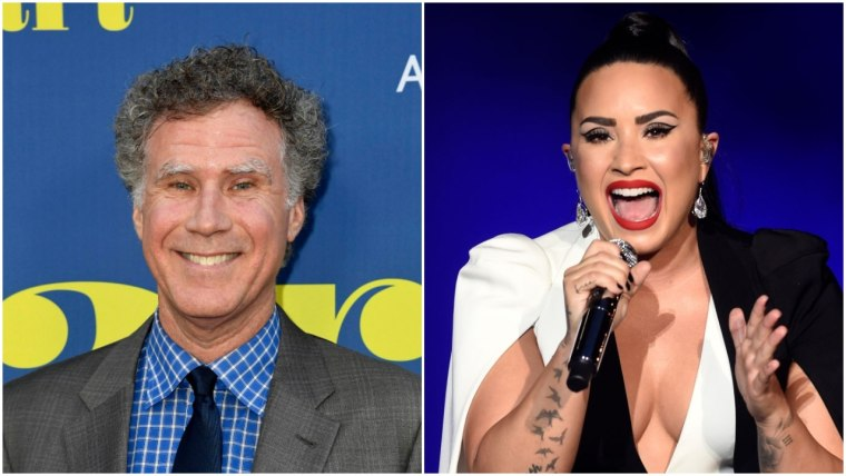 Demi Lovato will join Will Ferrell in upcoming Netflix musical comedy