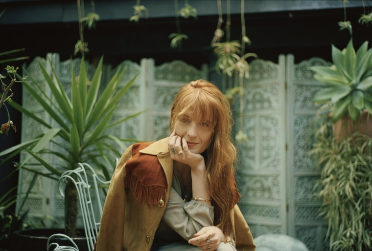 Florence and the Machine share new album <i>High As Hope</i>