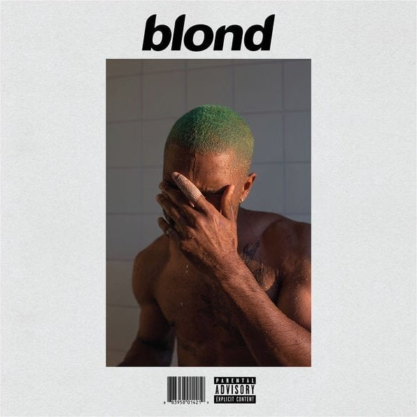 Frank Ocean's <i>Blonde</i> Is Now Available On Spotify