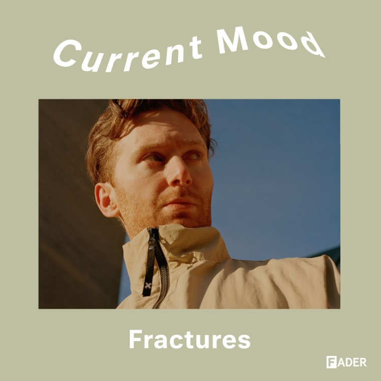 CURRENT MOOD: Fractures shares his favorite Machine Music