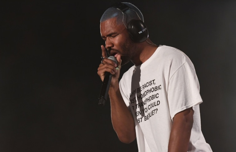 Here's everything that happened in Frank Ocean's blonded Midterms pt. 1