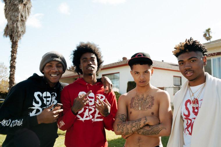 Listen to SOB X RBE's <i>Gangin</i> album