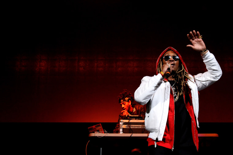Future Cuts Roots Picnic Set Short Due To Sound Issues