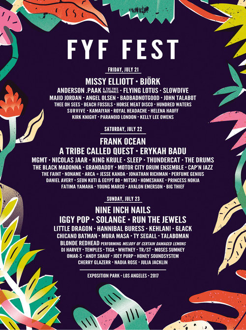 Watch Saturday's FYF Fest Livestream